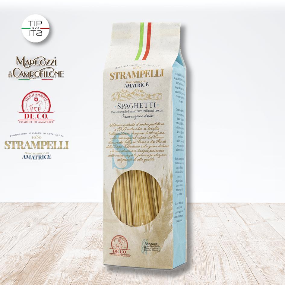 Spaghetti ad Archetto di Amatrice - 500gr