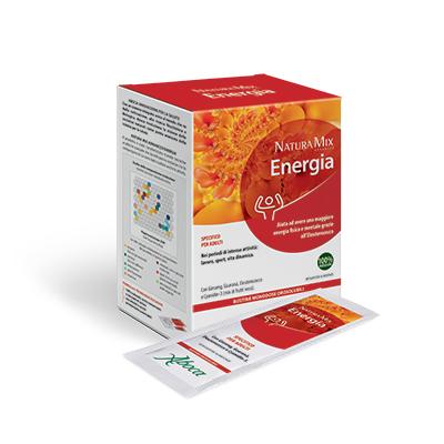 NATURA MIX ADVANCED ENERGIA – BUSTINE OROSOLUBILI ABOCA