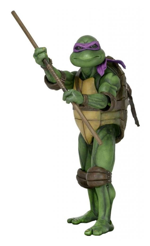 *PREORDER* Teenage Mutant Ninja Turtles 1/4: DONATELLO by Neca