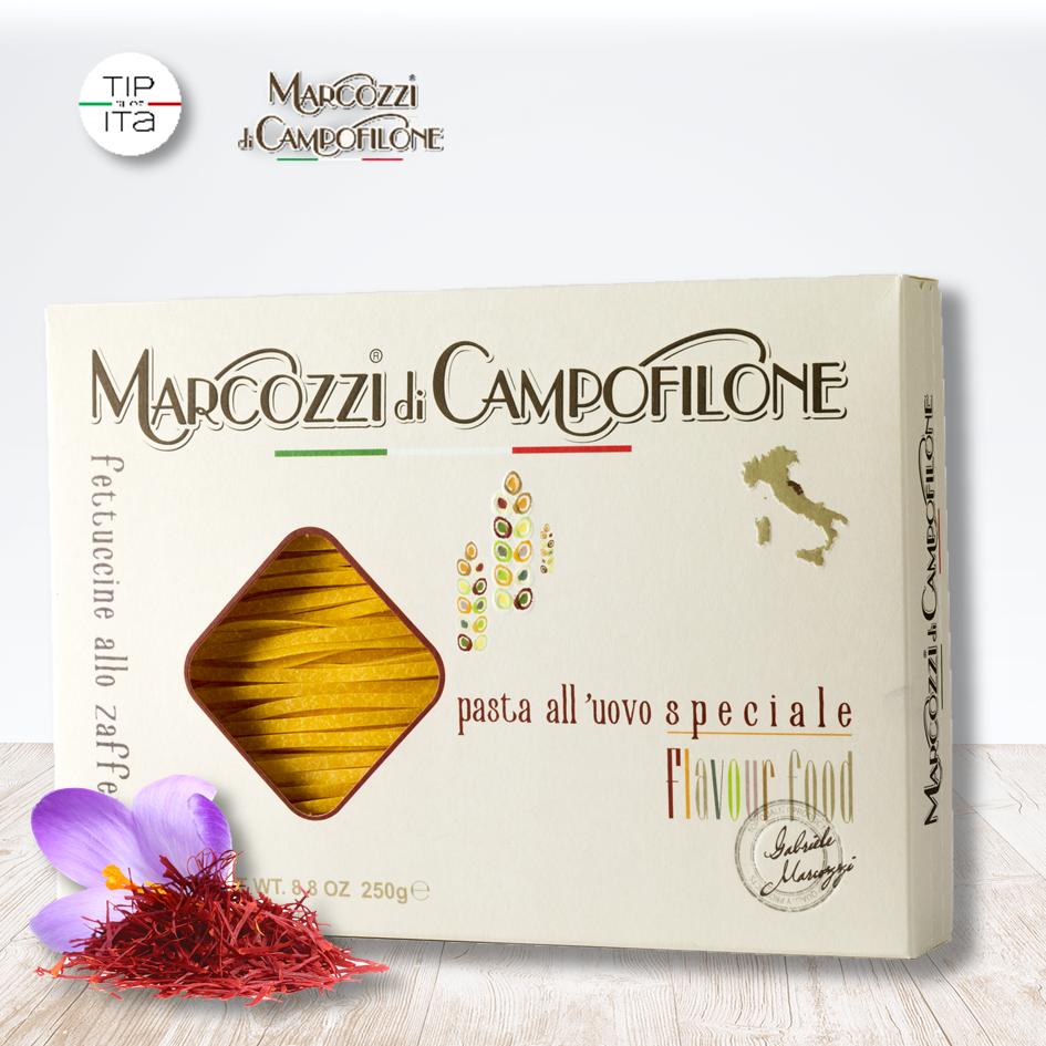 Fettuccine allo Zafferano - 250gr