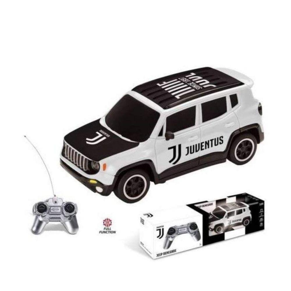 Juventus Jeep Renegade radiocomandata scala 1:24