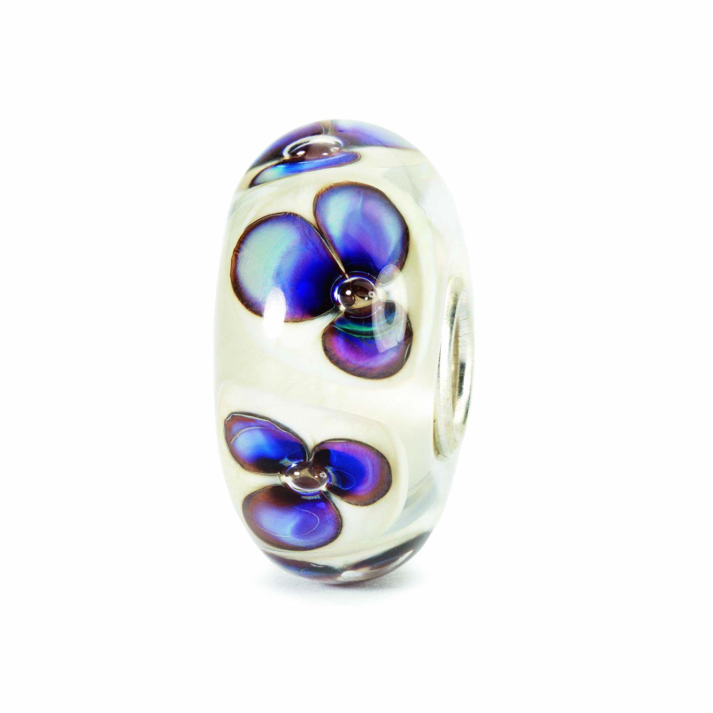 Beads Donna Violette Avorio