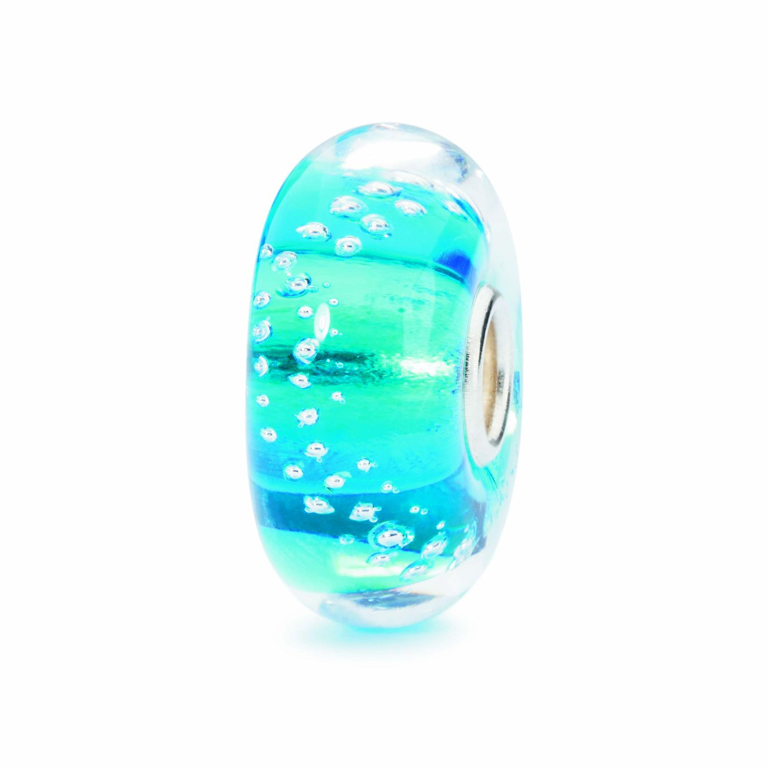 Beads Donna Tracce d'Argento, Turchese