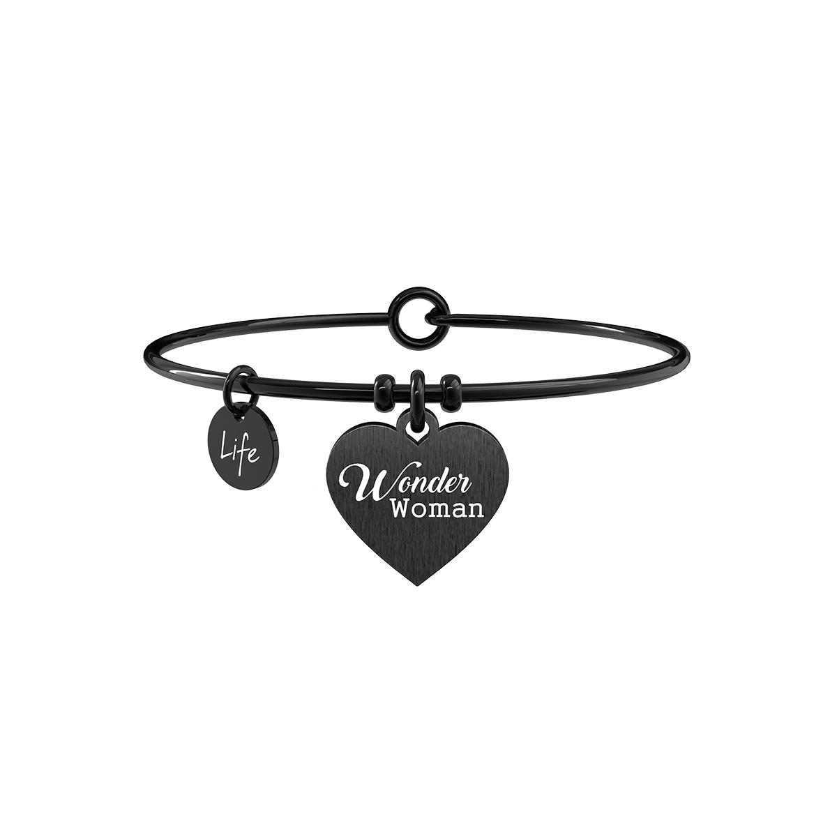 Bracciale Donna Love CUORE | SIMPLY A WONDER WOMAN