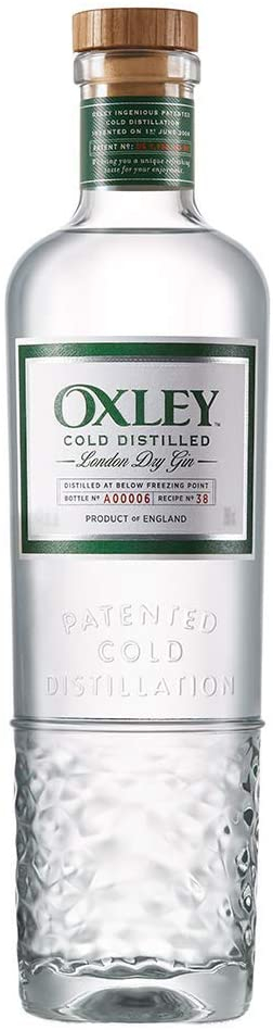 OXLEY COLD DISTILLED