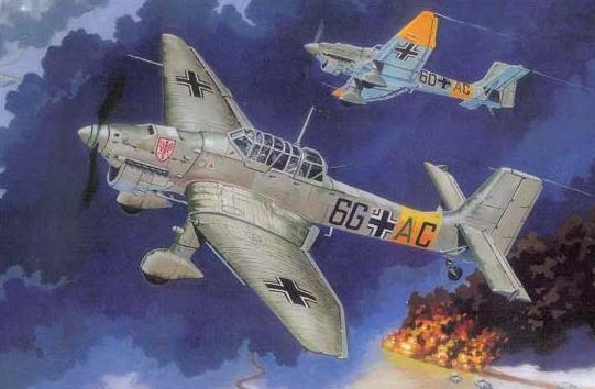 Ju-87B-2