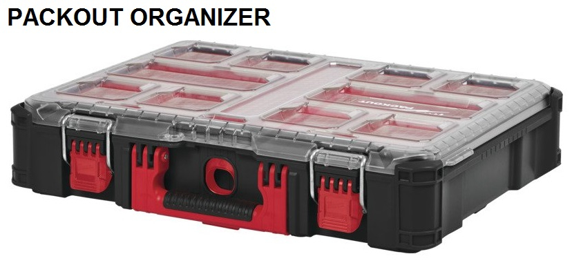 PACKOUT ORGANISER