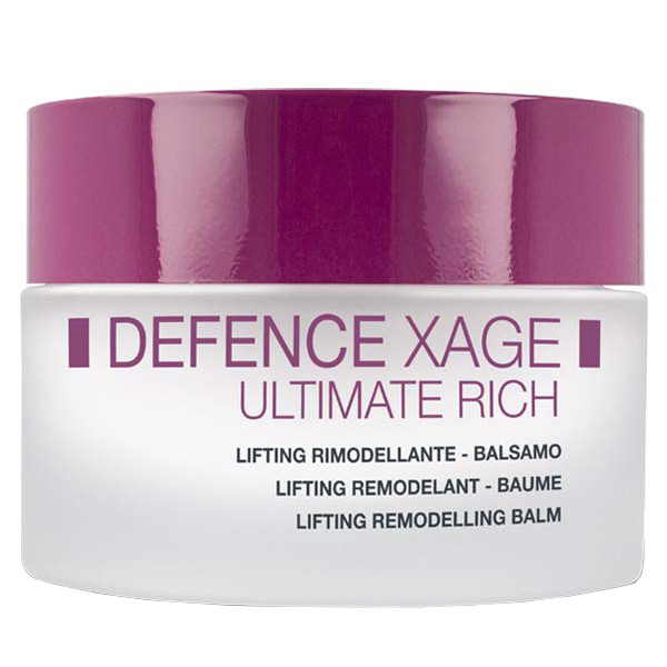 DEFENCE XAGE ULTIMATE RICH Balsamo lifting rimodellante rughe profonde Vaso 50 ml