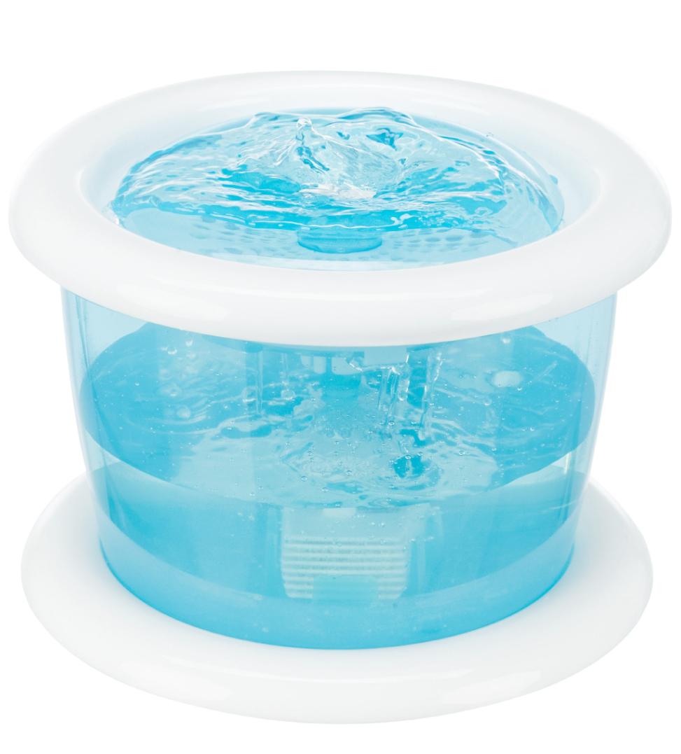 Trixie - Fontana Bubble Stream - 3 litri - Plastica