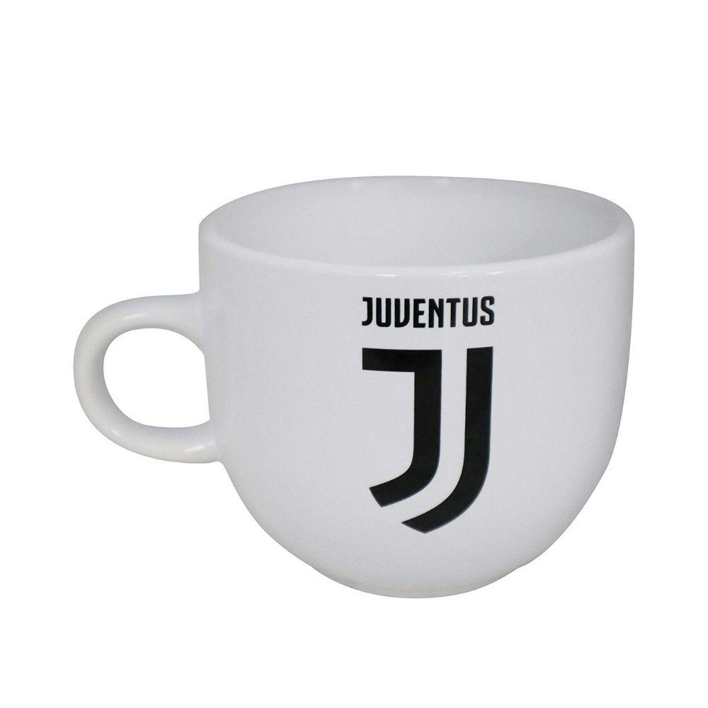 Tazza Jumbo da latte Juventus in ceramica
