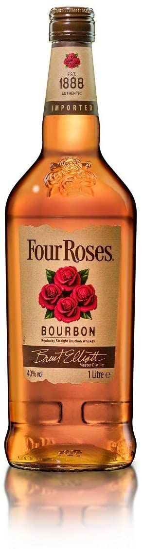 FOUR ROSES KENTUCKY STRAIGHT BOURBON WHISKY