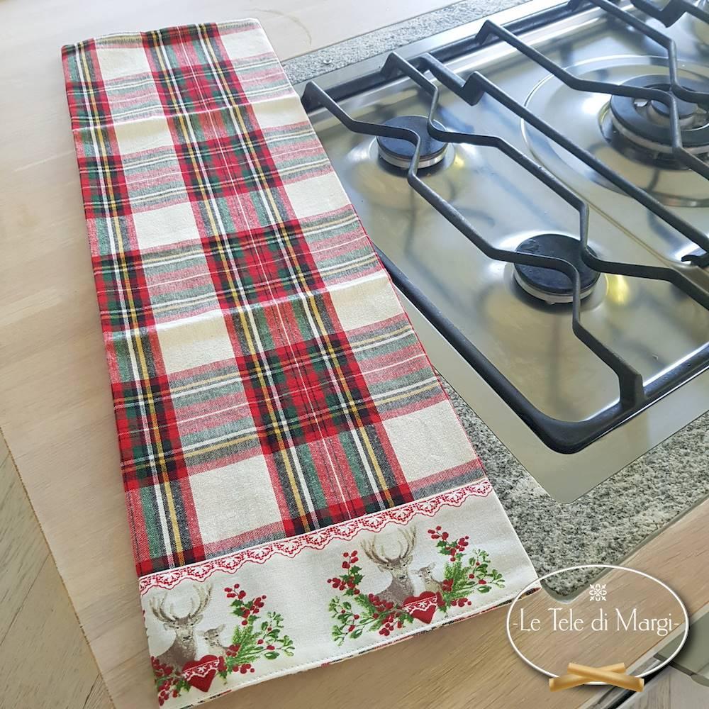 Canovaccio cucina Cervi