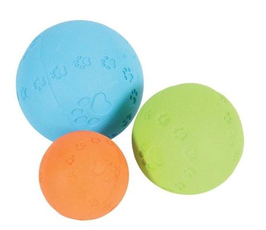 Gioco per cani palla in caucciù Zolux