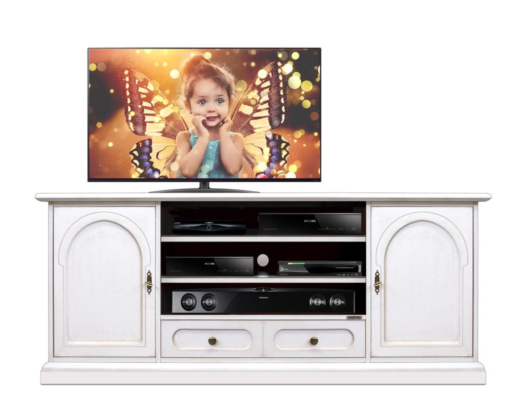 TV-Lowboard 160 cm Heimkino