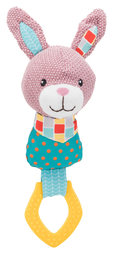 Trixie - Junior - Coniglietto in peluche - 23 cm