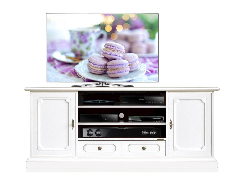 Mueble tv estilo clásico para Home Cinema