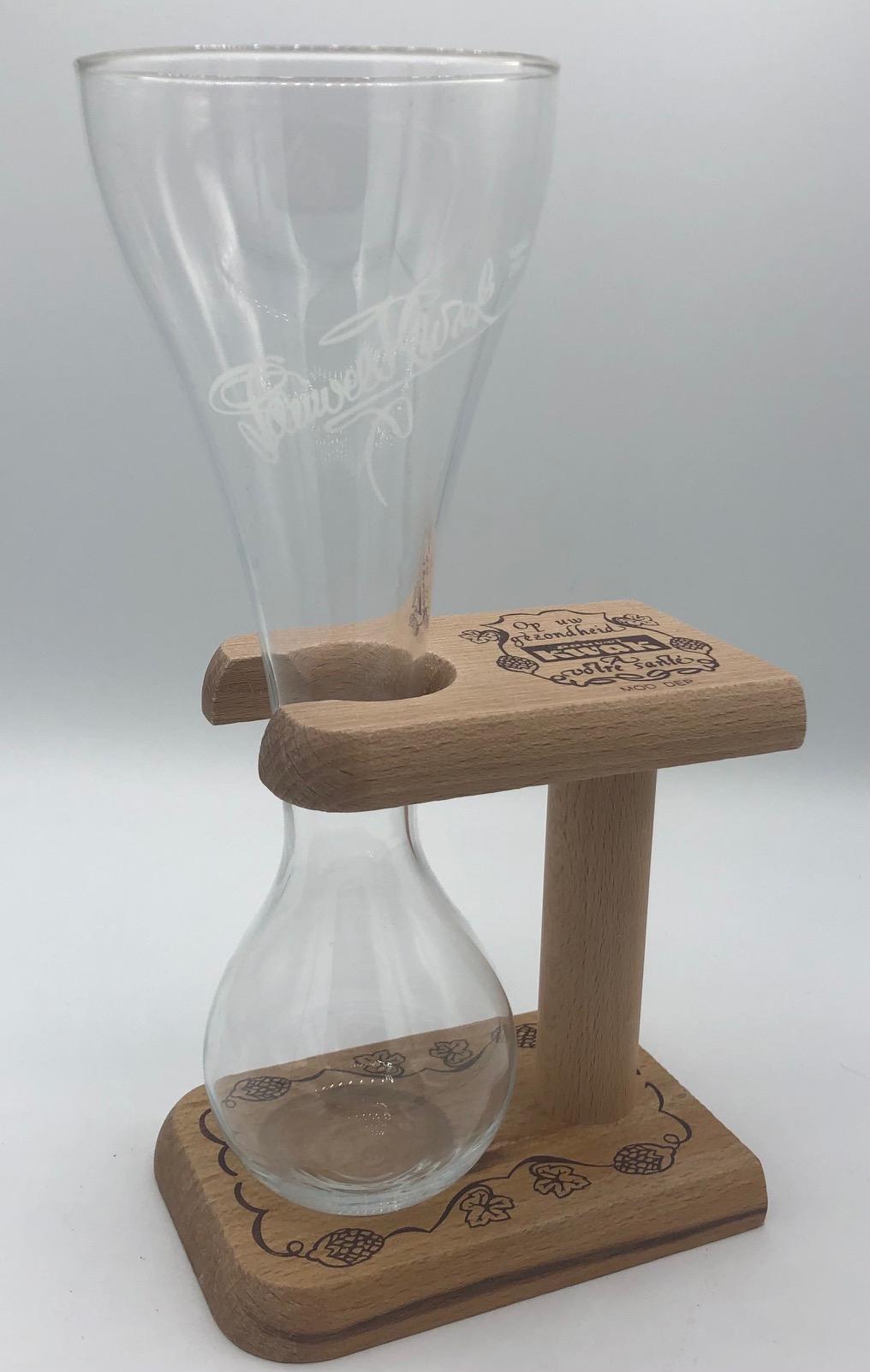 Bicchiere Kwak con supporto CL.33