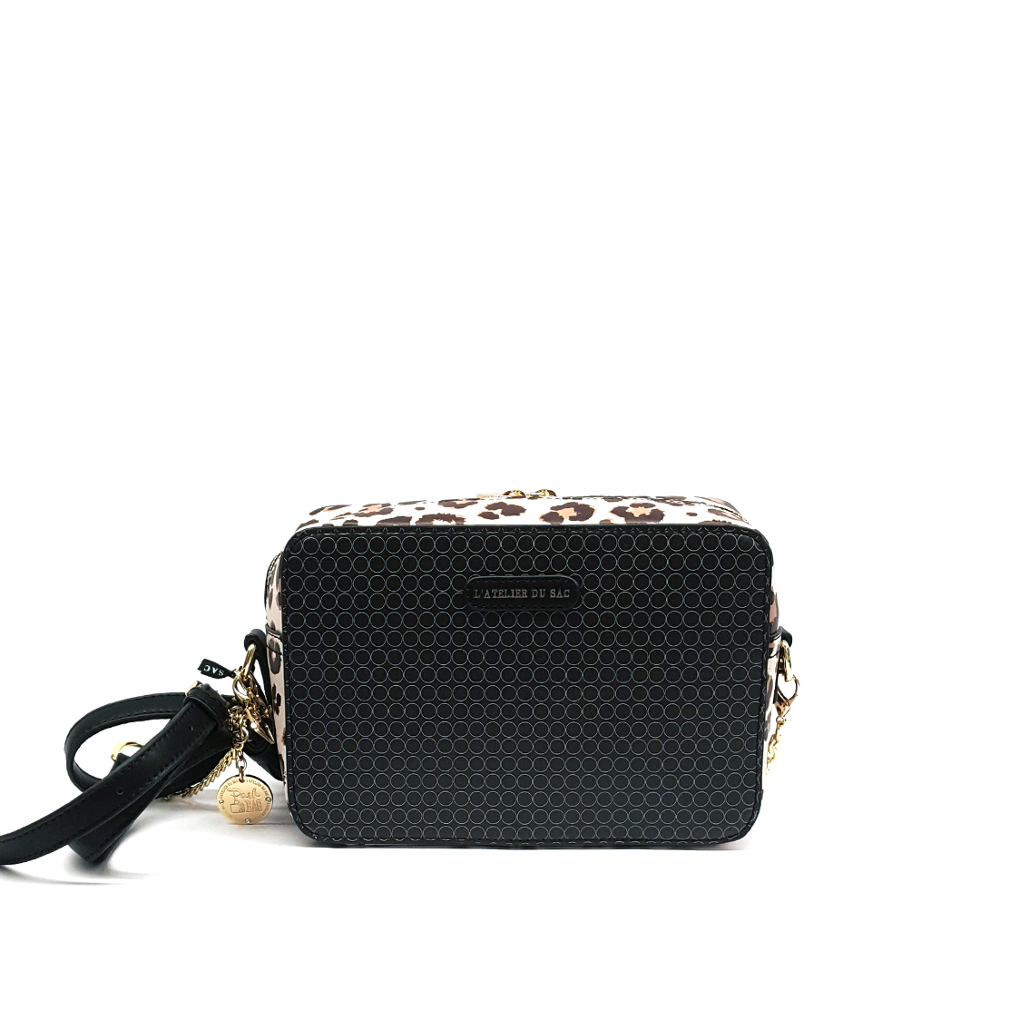 Clutch stampa animalier PashBag