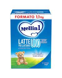 LATTE MELLIN 1 1100 g