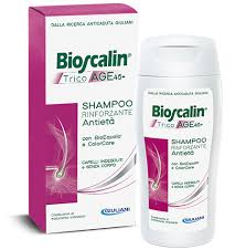 Bioscalin Tricoage 45+ shampoo 200 ml