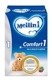 MELLIN COMFORT 1 600g