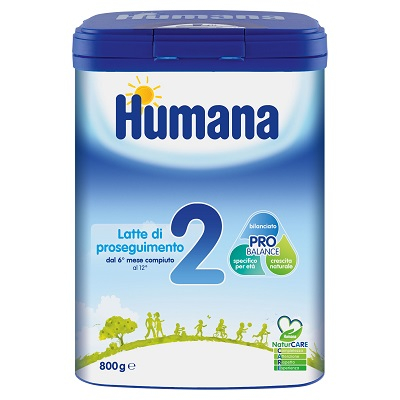 Humana 2 polvere 800g