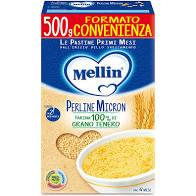 MELLIN PASTA PERLINE MICRON 500g