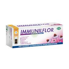 Immunoflor 12 mini drink gusto mirtillo Difese Immunitarie