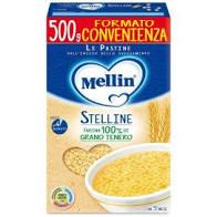 MELLIN PASTA STELLINE 500g