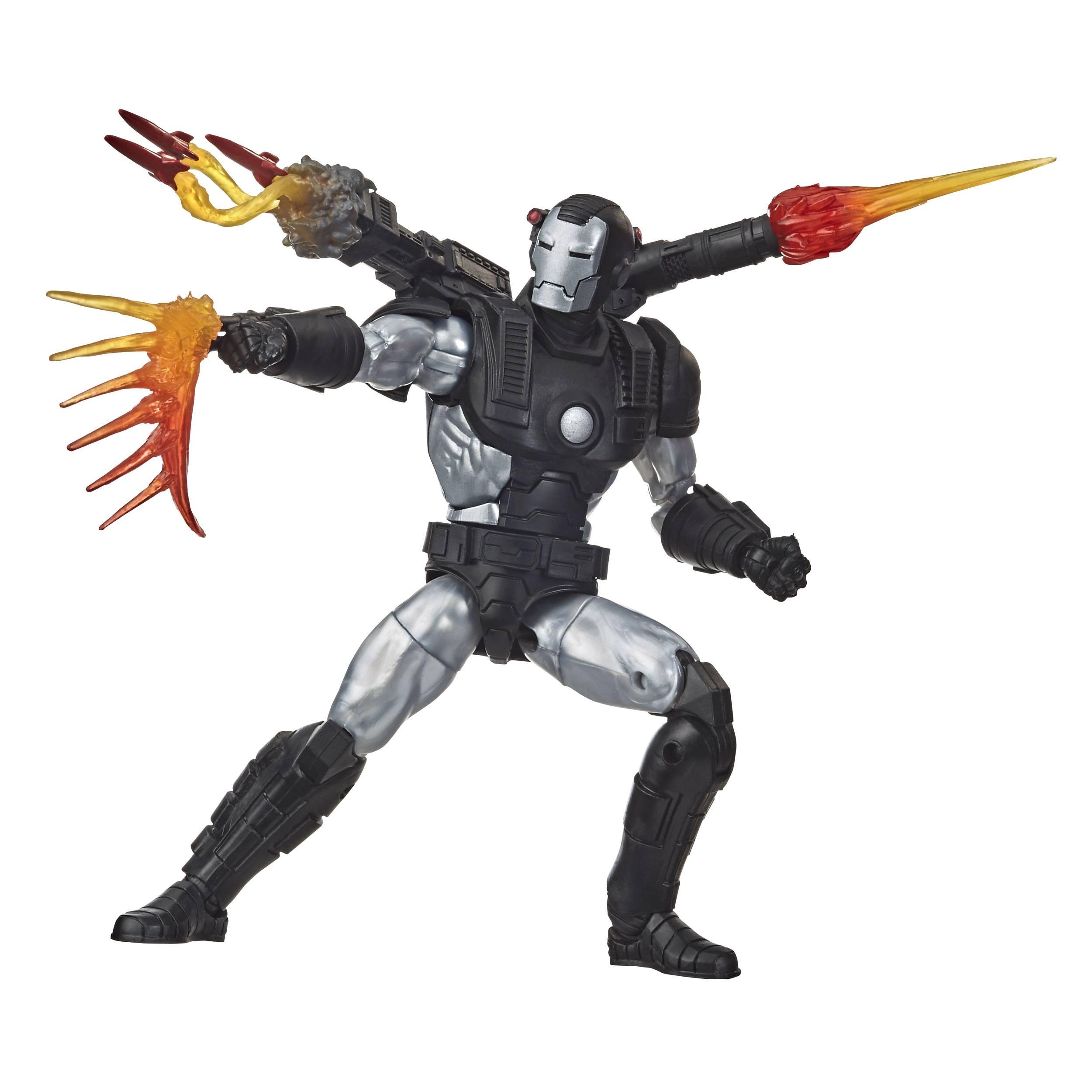 Marvel Legends Series Deluxe Action Figure: WAR MACHINE by Hasbro