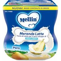 MERENDA LATTE PERA 2x100g