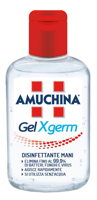 Amuchina gel x-germ 5x80 ml