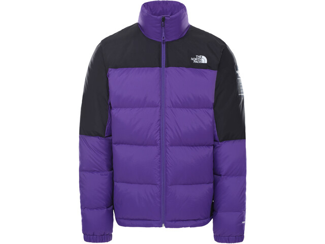 Giacca The North Face Piumino W 700 Down Jacket Purple