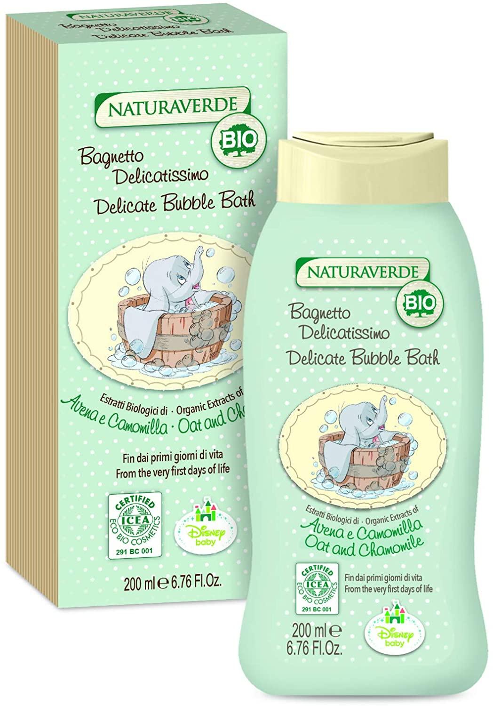 Bagnetto delicato Natura Verde Bio 200 ml