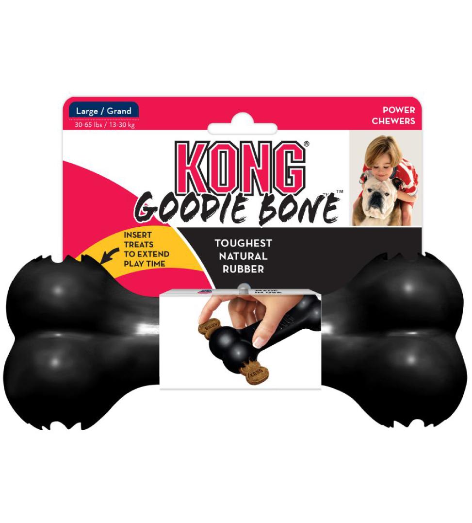 Kong - Extreme Goodie Bone - L