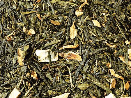 Tè Verde Sencha al Bergamotto