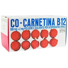 Cocarnetina B12 12flaconcini orali