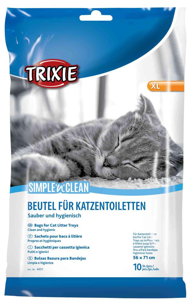 Trixie - Sacchetti Cassetta Igienica - XL