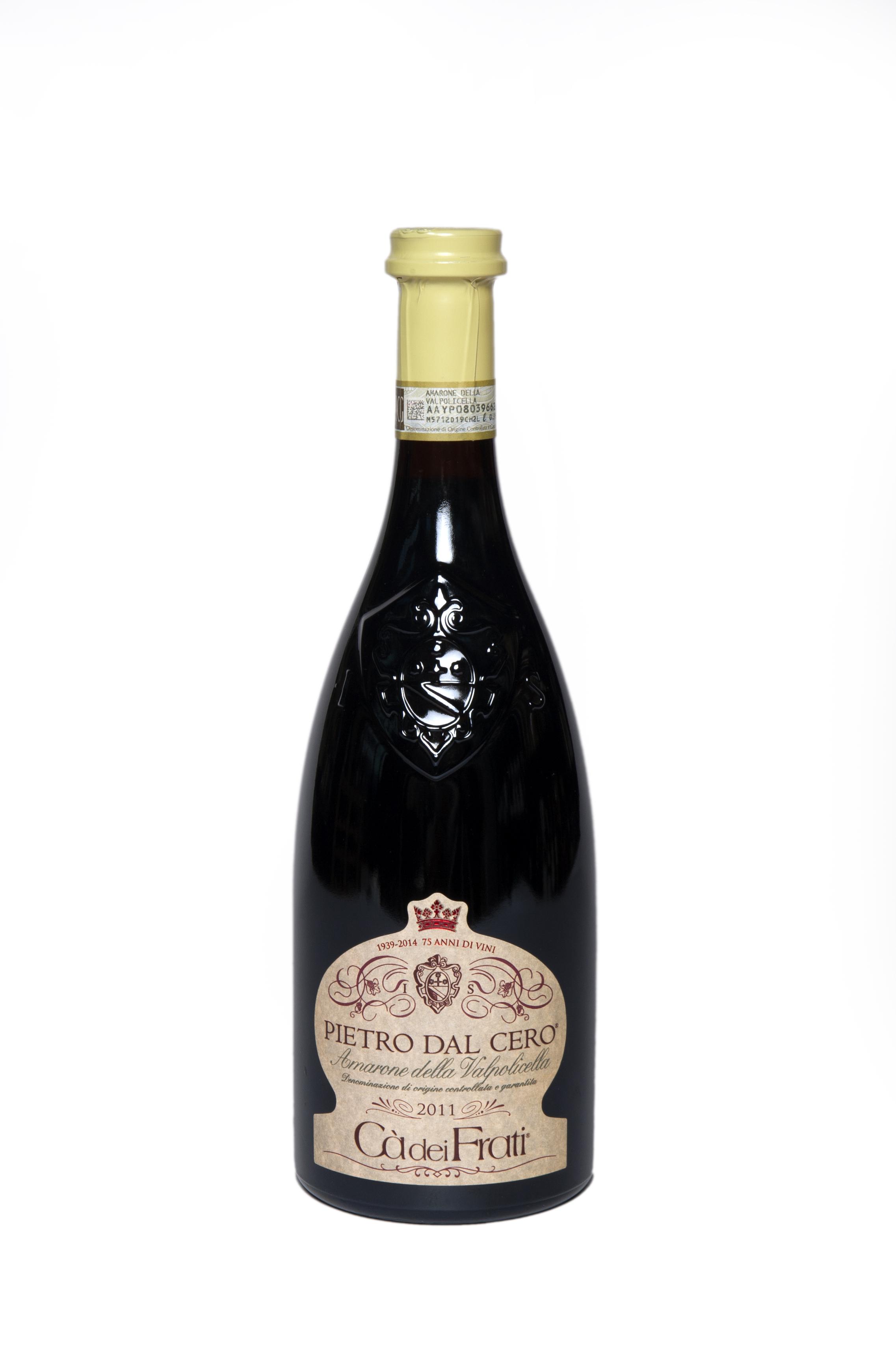 Amarone della Valpolicella 2011 Pietro dal Cero- Ca' Dei Frati 0,75 lt