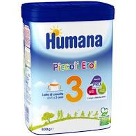 HUMANA 3 PROBAL 1100g