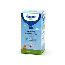 HUMANA POLVERE ASPERSORIA 150ml