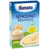 HUMANA CREMA SEMOLINO 230g
