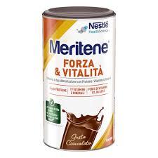 Meritene Forza e vitalità cioccolato 270 g