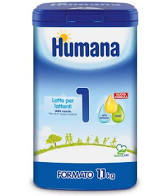 HUMANA 1 GR 1100g