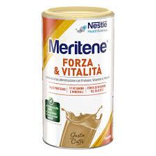 Meritene Forza e vitalità caffè 270 g
