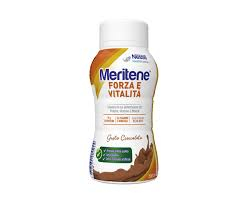 Meritene drink cioccolato 4x200ml
