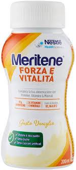 Meritene drink vaniglia 4x200ml
