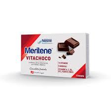 Meritene Vitachoco - Cioccolato fondente