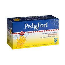 PediaForrt 500 10 flaconcini