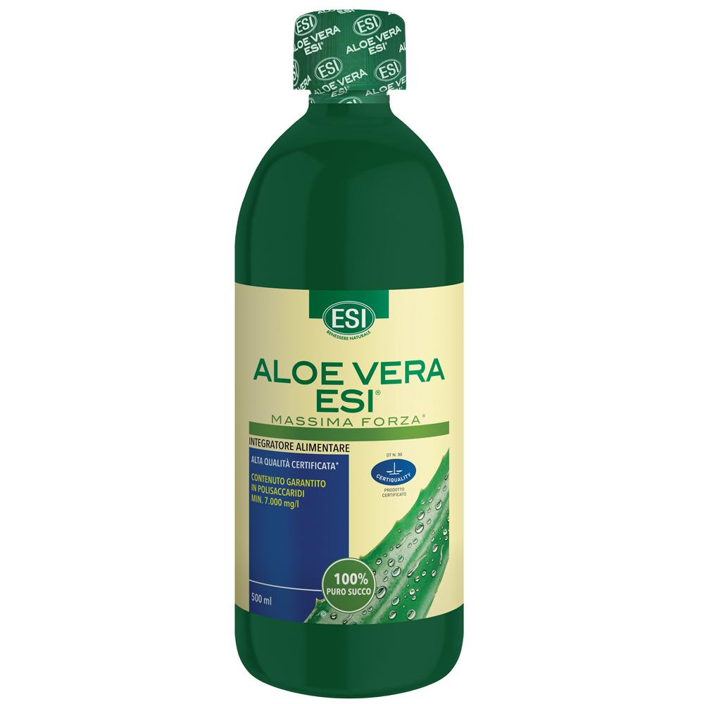 Aloe vera succo massima forza 1L